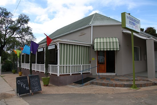 De Rust, África do Sul: Restaurant