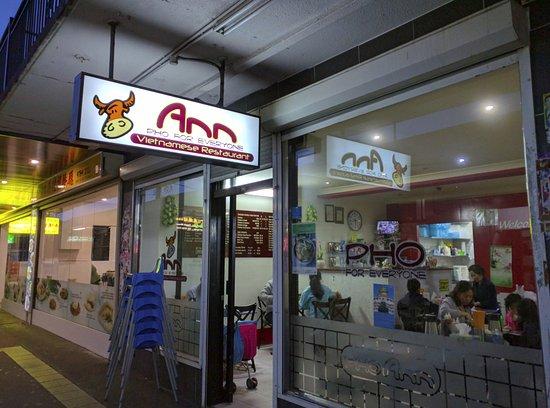 Cabramatta, Australië: Restaurant located in a small arcade