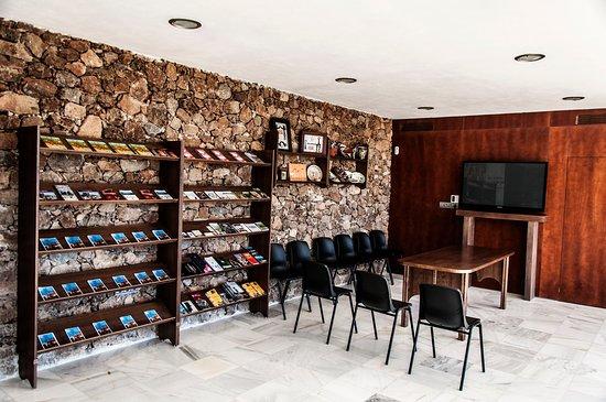 Centro de Recepcion de Visitantes de Cortegana
