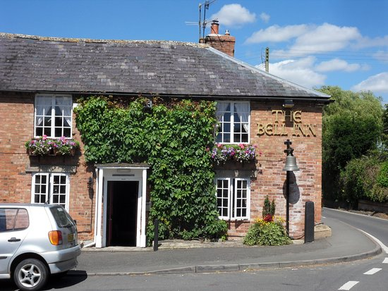 Welford on Avon, UK: Bell Inn, Welford-on-Avon