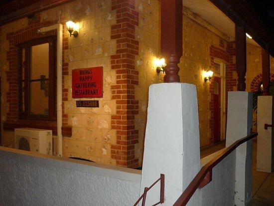 Murray Bridge, Australia: Wong's Happy Gathering Chinese Restaurant