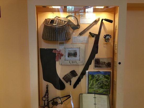 Blue Mountain Lake, estado de Nueva York: Adirondack Museum - exhibits (5)