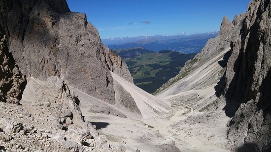 Selva di Val Gardena, Italia: 20160814_104140_large.jpg