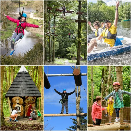 Castlecomer, Irland: Range of activities for all ages