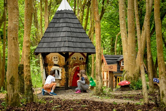Castlecomer, Irland: Magical Elf and Fairy Village