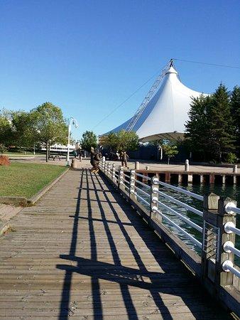 Су-Сент-Мари, Канада: Sault Ste Marie Boardwalk
