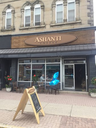 Ashanti Coffee Port Elgin