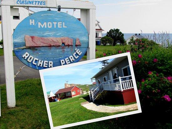 Hotel Motel Rocher Perce Photo