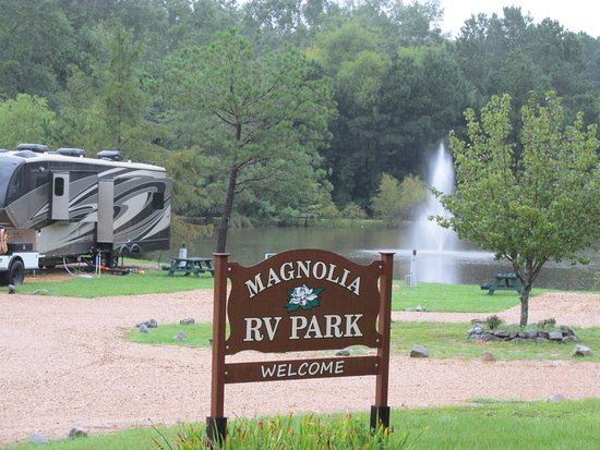 Magnolia, AR: A view from the entrance
