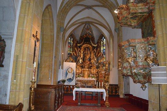 Stadtpfarrkirche St. Veit