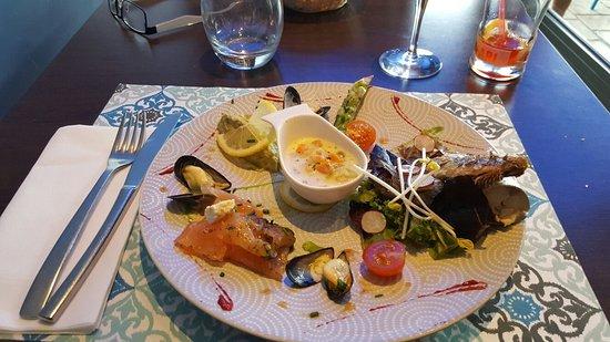 Restaurant Terre et Mer: 20160819_123336_large.jpg