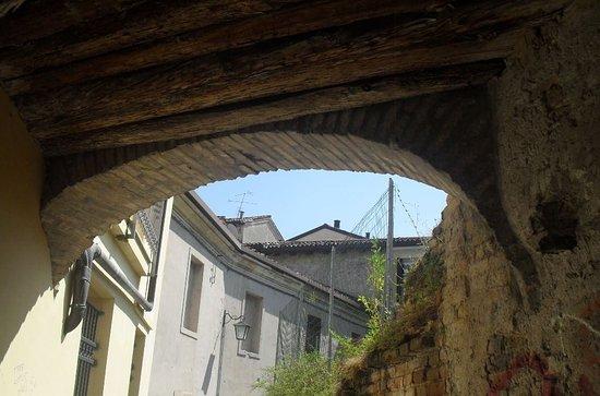 Vicolo delle Mura di Pordenone