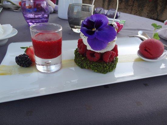 Le Moulin des Quatre saisons : Dessert exceptionnel