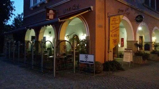 Neubrandenburg, Almanya: Uns Eck