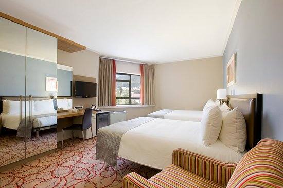 Well appointment refurbished rooms at SunSquare. Image: TripAdvisor.