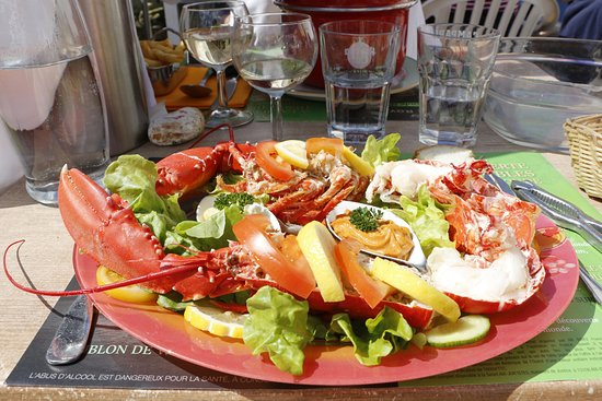 Chez Mimi : homard