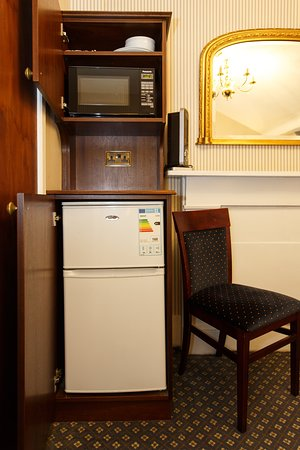 Regency House Hotel: Room facilities