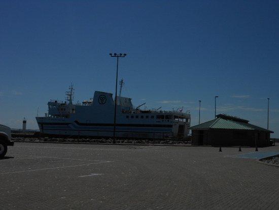 Leamington, Canada : Pelle Island Ferry