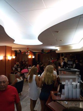 Hotel Piñero Bahia de Palma: bar