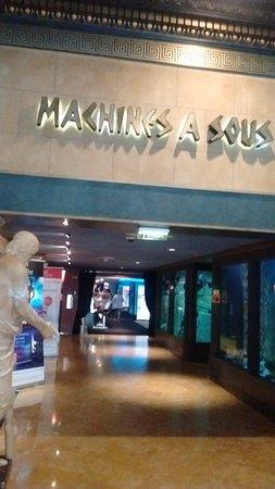Le Croisette Casino Barriere de Cannes: Entrée