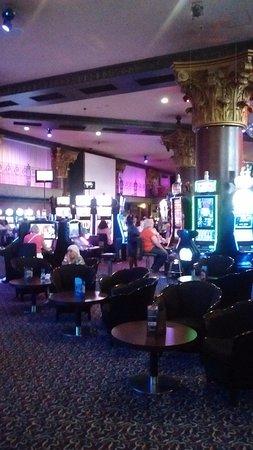 Le Croisette Casino Barriere de Cannes: Intérieur