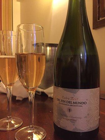 Los Cauquenes Resort & Spa: Ganhamos esse vinho do hotel Los Cauquenes