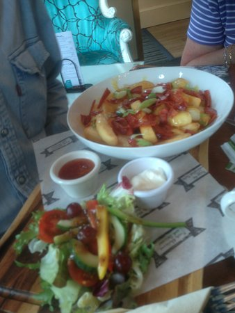 Cockermouth, UK: Daily special.........absolutely awesome