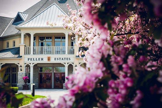 Peller Estates Restaurant Menu