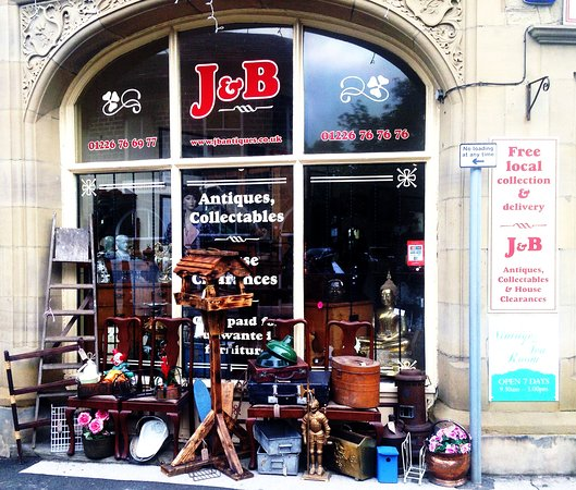 j b antiques and collectables sheffield england what. Black Bedroom Furniture Sets. Home Design Ideas