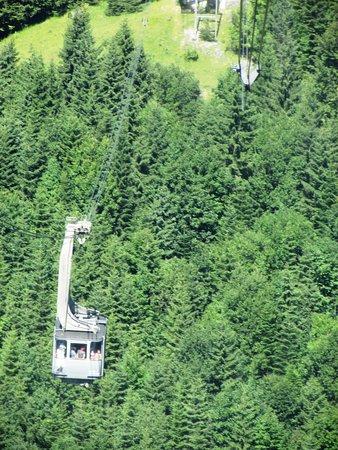 Alpspitz: Teleferik