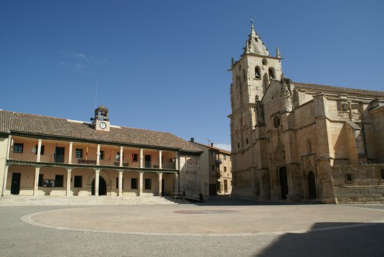 Centro historico de Torrelaguna