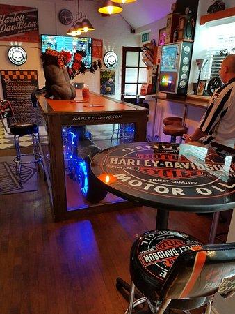Barkestone, UK: Gas gorilla bar and grill  restaurant