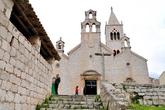 Lastovo: The main church