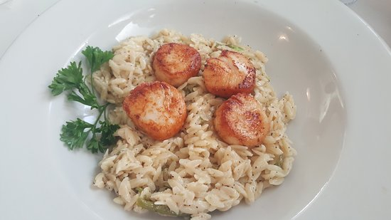 Surf City, NJ: Viking Village Scallops