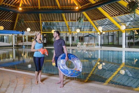 Leisure centre main pool picture of gleneagle hotel - Public swimming pools tri cities wa ...