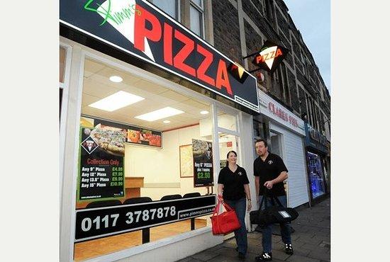 Pimms Pizza Ltd