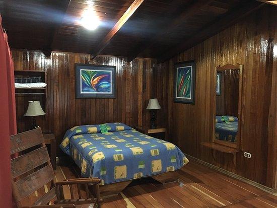 Cerro Plano, Kostaryka: Habitación standard