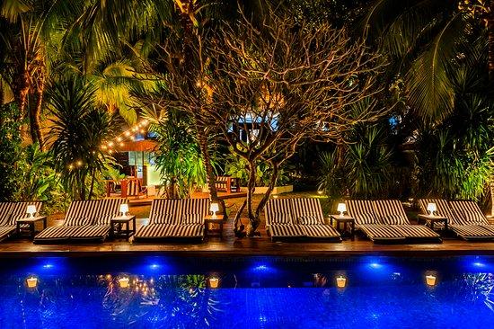 Hotel Santa Teresa Rio MGallery by Sofitel: Pool Lounge