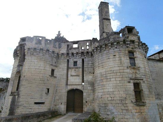 Chateau de Mareuil