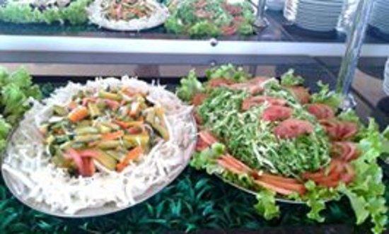 Dourados, MS: Saladas