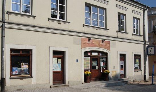 Piotrkow Trybunalski Tourist Information Center