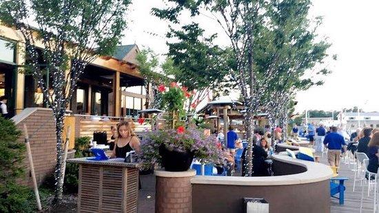 Huntington, NY: Outdoor patio