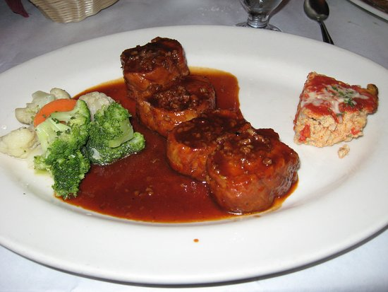 Joliet, IL: Stuffed Pork Tenderloin