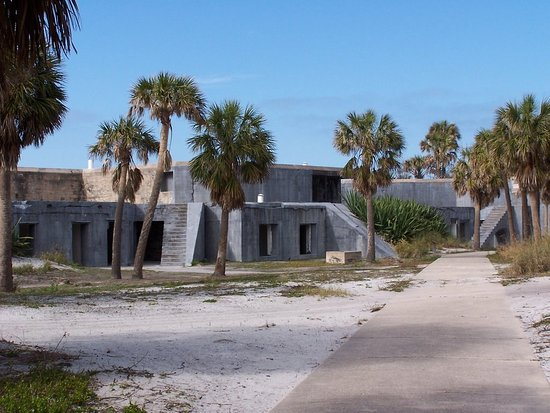 Bradenton Beach, FL: Fort Dade