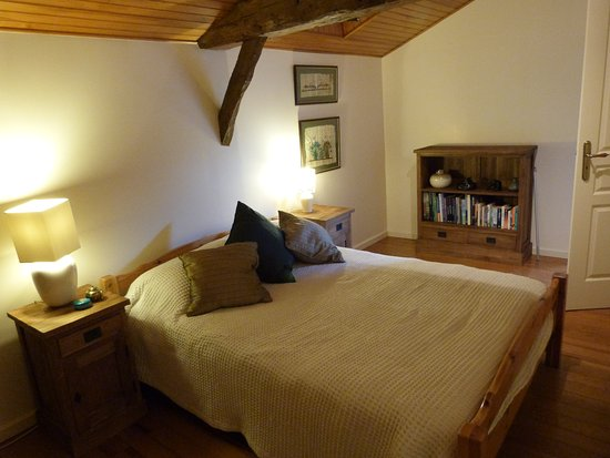 Lot-et-Garonne, France : Chambre le Chat