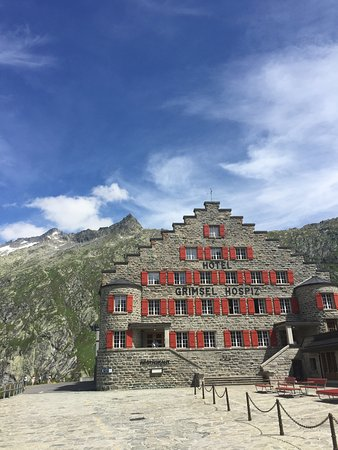 Hotel Grimsel Hospiz: photo0.jpg
