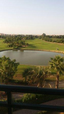 Hilton Pyramids Golf Resort: Amazing place