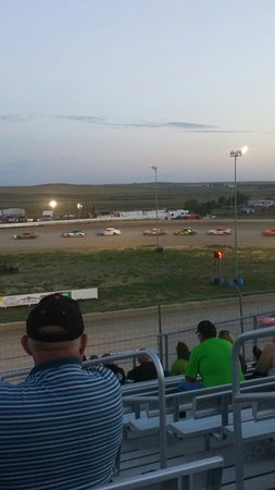 Dickinson, Dakota del Norte: Speedway