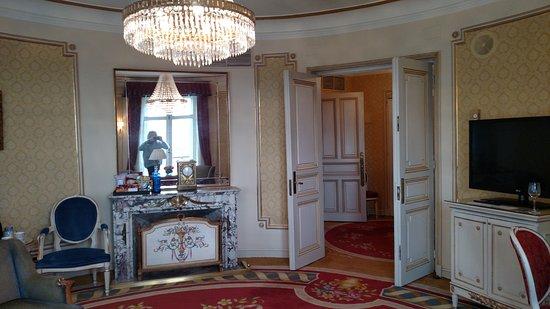 Hotel Ritz, Madrid: Beautiful room!