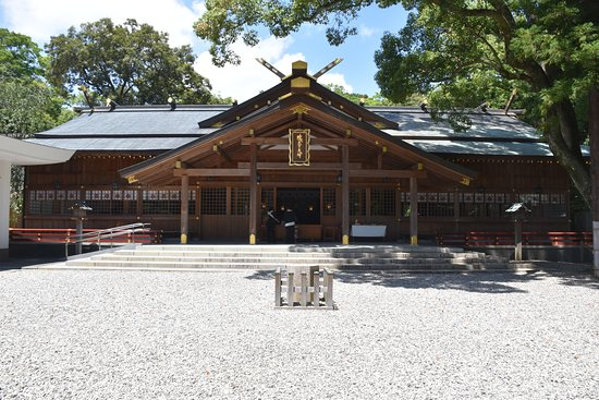 ‪Sarutahiko Shrine‬